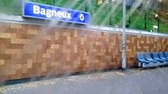 RER B - Arcueil Cachan to Massy Palaiseau
