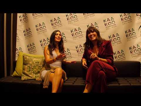 KAABOO X Emily Warren Interview 2017