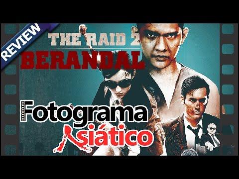The Raid 2, la mejor película de artes marciales de la última década