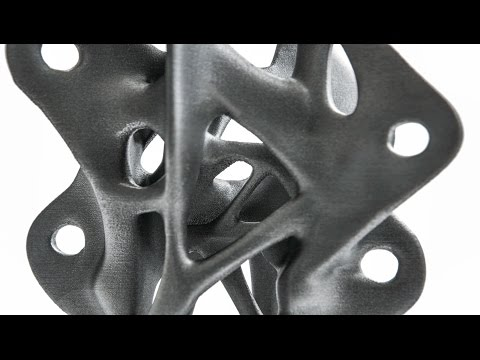 3D-printed structural components will lead to new building shapes