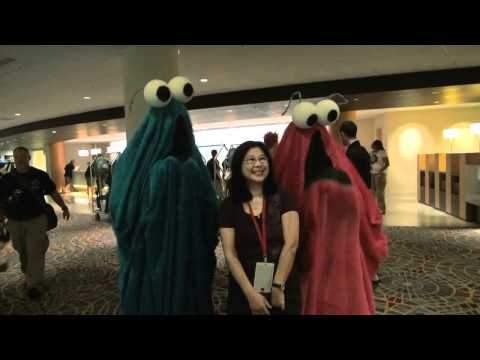 Best. Cosplay. EVER! Yip Yip Martians @ DragonCon