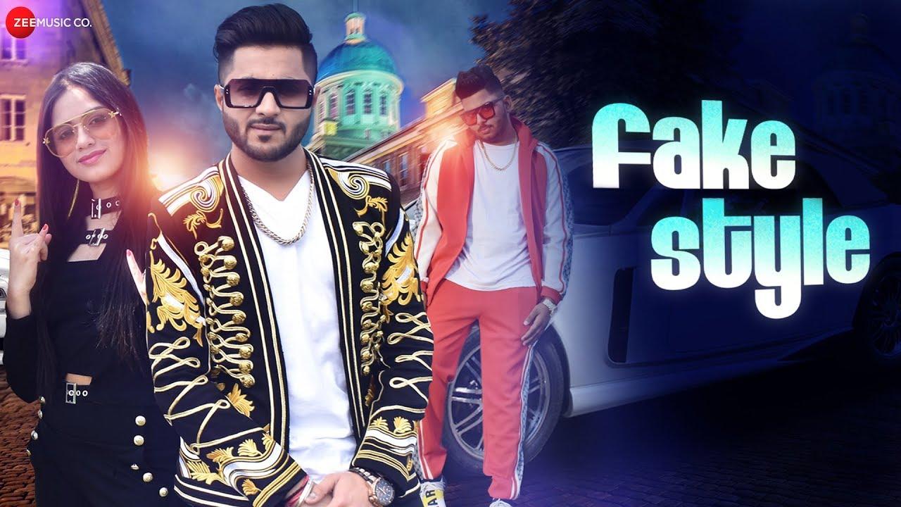 Fake Style - Official Music Video | Raman Kapoor Ft. Jannat Zubair | Nix