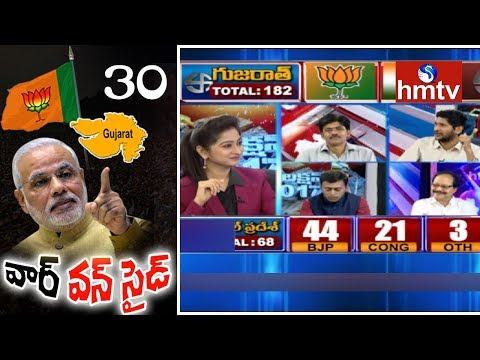 Did BJP Win With The Help Of Religion Politics? | Gujarat - HP Election Results 2017 | hmtv News