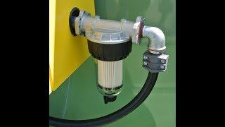 фильтр очистки топлива piusi clear captor filter  f00611b10