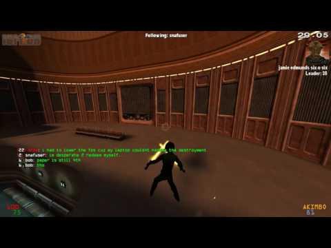 Jedi Knight: Jedi Academy: Paper vs Nakiner/Rock