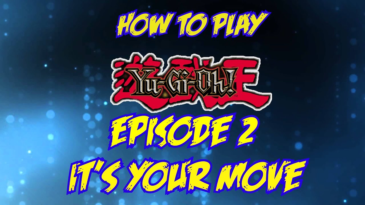 yu gi oh rules and how to play