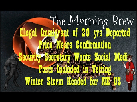 Security Sec wants to include Social Media in Vetting. Illegal Immigrant of 20 yrs Deported