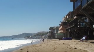 Broad Beach, Malibu, California