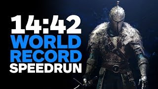 Video Dark Souls 2: 14 Minute World Record Speedrun download MP3, 3GP, MP4, WEBM, AVI, FLV April 2018