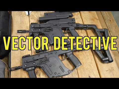 Vector Detective   Trouble in Terrorist Town (KRYTAC Vector AEG)