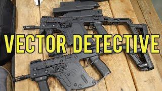 Vector Detective | Trouble in Terrorist Town (KRYTAC Vector AEG)
