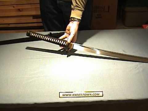 Cold Steel Warrior Series Chisa Katana Sword Model 88bck