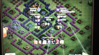 Clash of Clans- Farming Out of Crystal