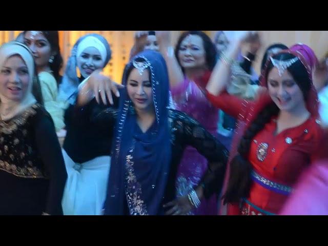 Malam Berinai - Malam Bollywood