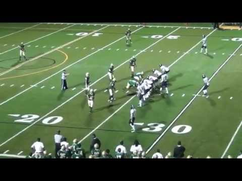 John Santiago Sophomore RB Highlights