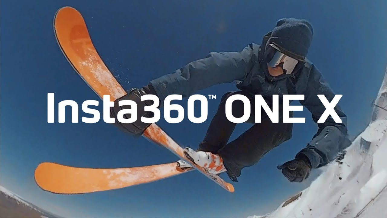 The Insta360 One X is a 360º Action Camera that Shoots Up to 5.7K Videos