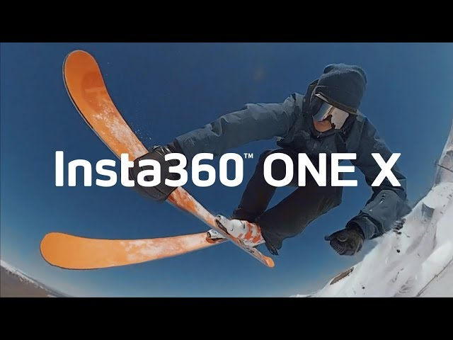Insta360 ONE X - Introducing the Insta360 ONE X