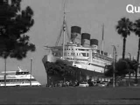 Queen Mary I, ex The Love Boat ! ,  Long Beach, California