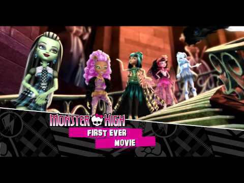 Monster High Ghouls Rule!