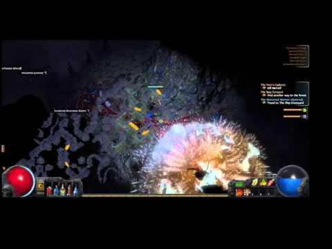Path of Exile Hard Nerd Cafe Pt 11