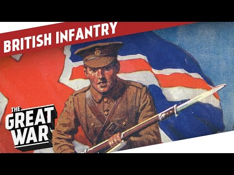 Evolution of the British Infantry during World War 1 I THE GREAT WAR Special