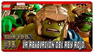 LEGO Marvel Super Heroes 2. #35: La revelación del Rey Rojo. [Guía 100%]