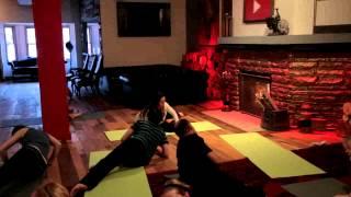 Sundance - Yoga Session