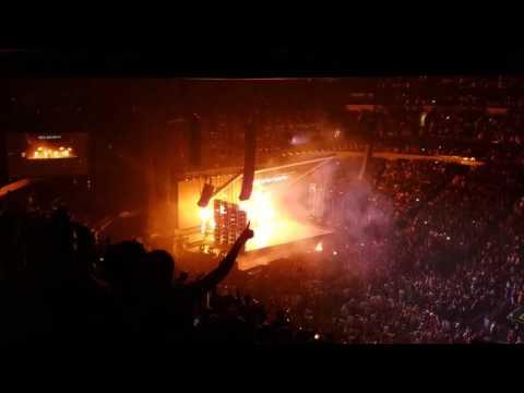 The DAMN. Tour Dallas. Kendrick Lamar - Humble