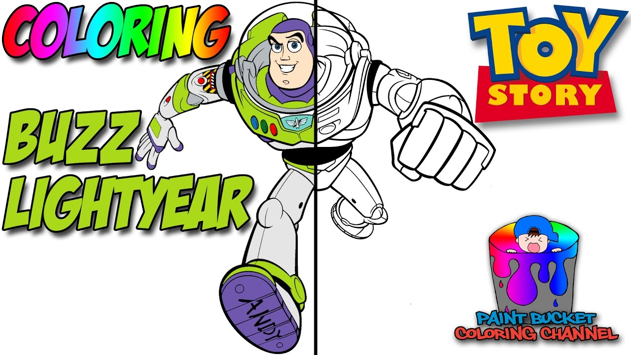 Toy Story's Buzz Lightyear - Disney Pixar Toy Story ...