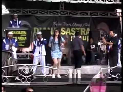 Diana Sastra   Teler Live Show@ Gintung Kidul, Ciwaringin