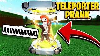 Pranking My Girlfriend With Portal Teleporter Glitches In Build A Boat For Treasure In Roblox