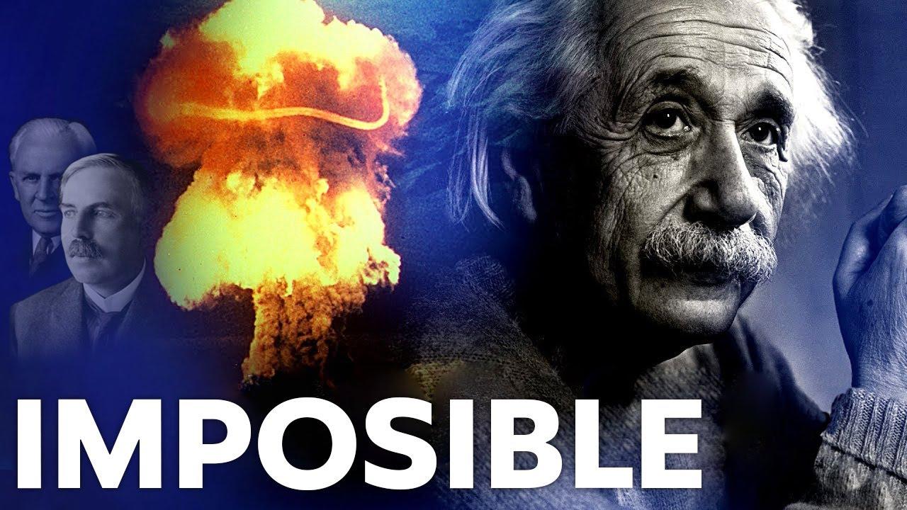 ¿Por qué Einstein pensó que las Armas Nucleares eran imposibles?