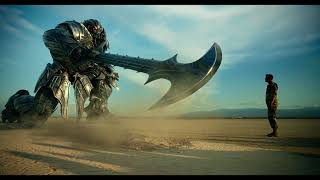 Transformers The Last Knight 2017 negotiation clip 1080p