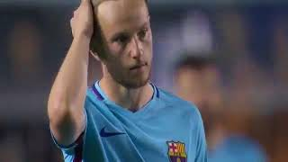 Levante vs Barcelona 5-4 match highlights 12.05.2018