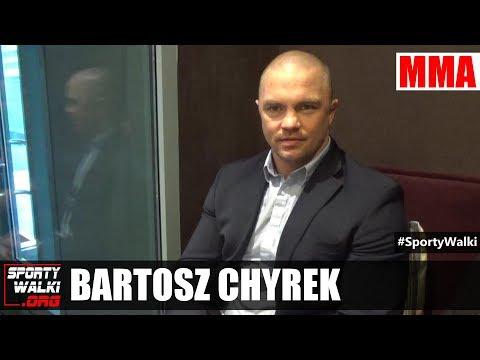 Bartosz Chyrek o powrocie do MMA, Time of Masters, KSW 43