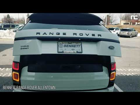 2019 RANGE ROVER : INTERIOR/ INFOTAINMENT/ FRONT & REAR/ FEATURES/ IN DEPTH LOOK
