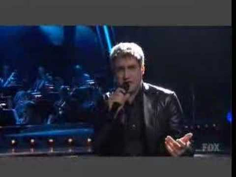 Taylor Hicks - In The Ghetto