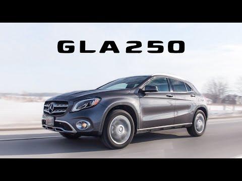 2018 Mercedes GLA 250 4MATIC - Crossover, SUV, or Hatchback?
