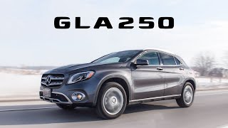2018 Mercedes GLA 250 4MATIC - Crossover, SUV, or Hatchback? Video