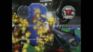 Splat Magazine Renegade Paintball Xbox Gameplay - Arena