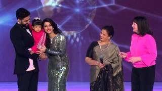 Download Miss World 2014 : Lifetime Beauty with a Purpose Award - Aishwarya Rai Bachchan Mp3 and Videos