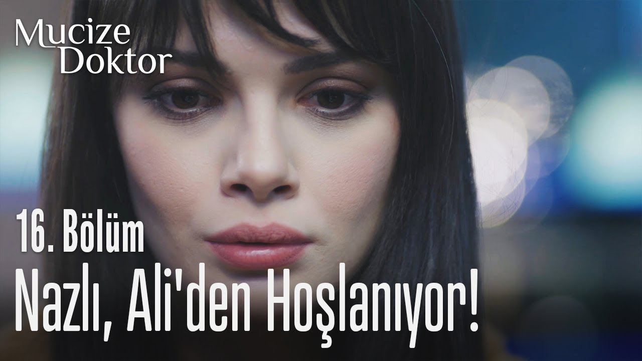 Nazlı, Ali'den hoşlanıyor! - Mucize Doktor 16. Bölüm