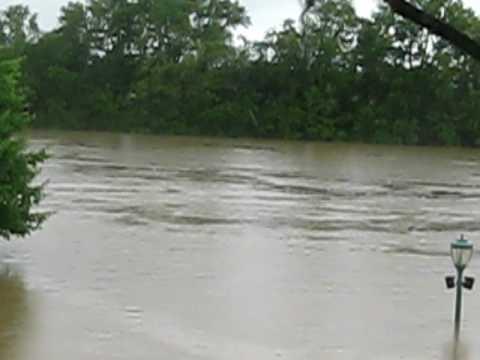 Flooding in Clarksville,TN