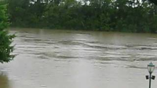 Flooding in Clarksville,TN