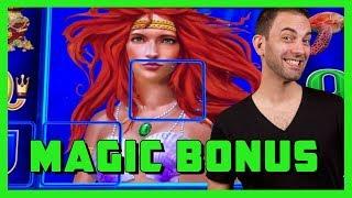 🎩Brian hits a Magical BONUS ✦ Slot Machines BCSlots