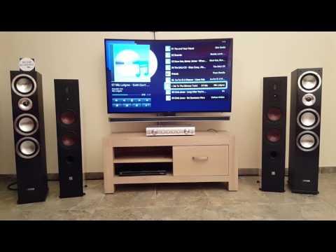 Canton Chrono 509 DC sound test 2
