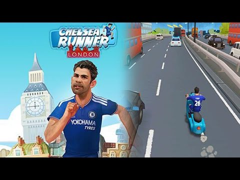 Chelsea runner: London  - Android Game-play HD