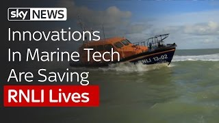 SWIPE | High-Tech Rescue Boats and Coding For Kids