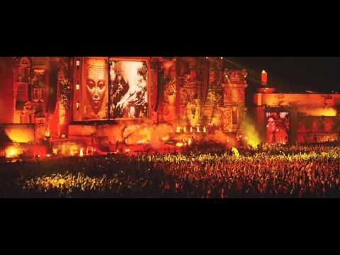 Dimitri Vegas & Like Mike Vs. FTampa Vs. Blasterjaxx Vs. Linkin Park - What That Drop Place