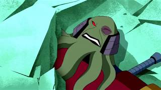 Ben 10 Alien Force   Ben vs Vilgax part 2 ( ben kicks vilgaxes ass)